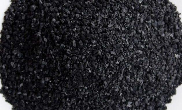 karbon aktif untuk membuat filter koi