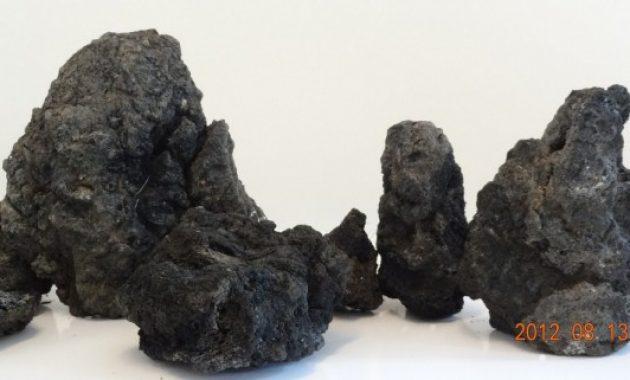 batu yang dari lava mengeras