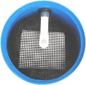 merakit filter kolam ikan koi